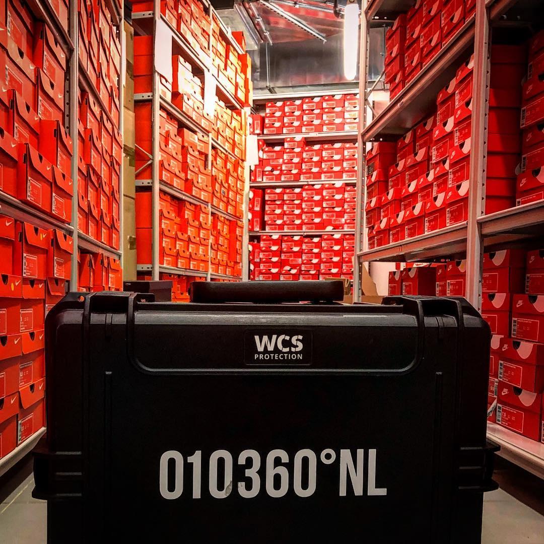Matterport op bezoek bij Nike