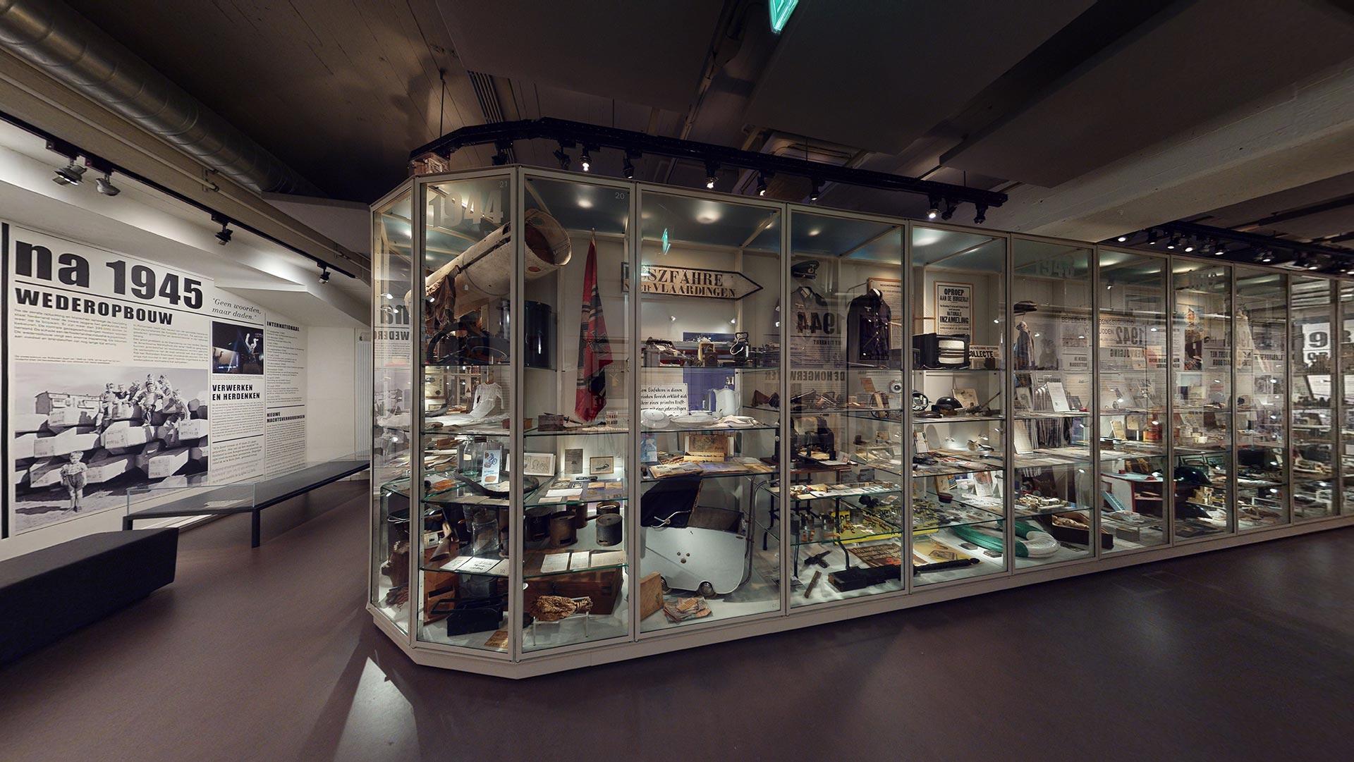 Museum Rotterdam '40 - '45 NU