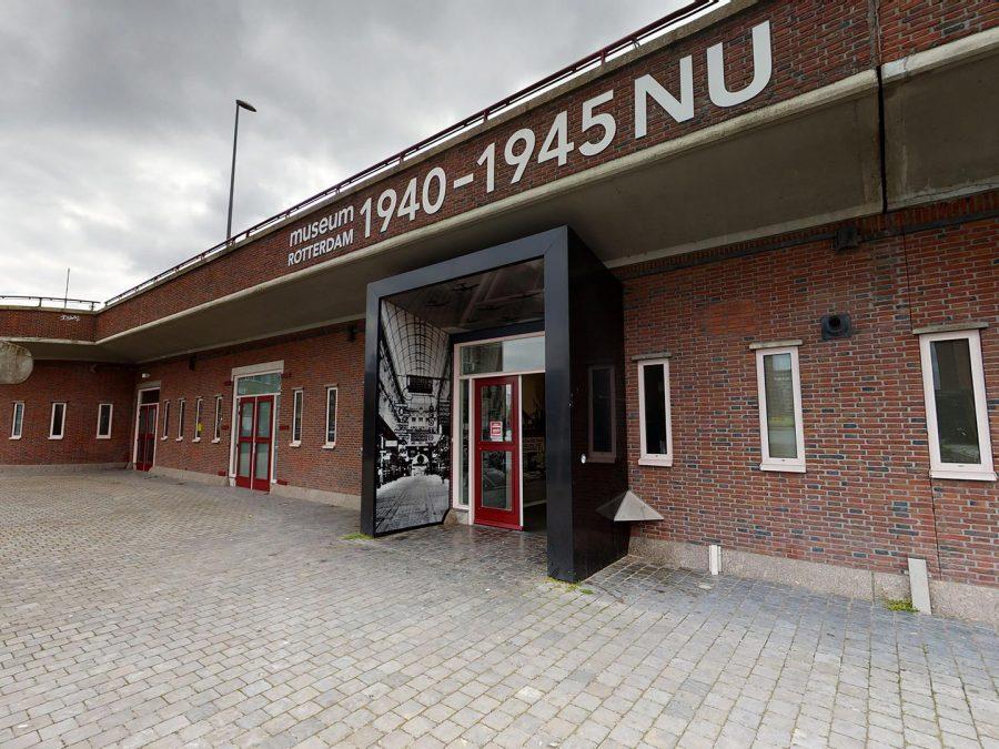 Museum Rotterdam '40 - '45 NOW